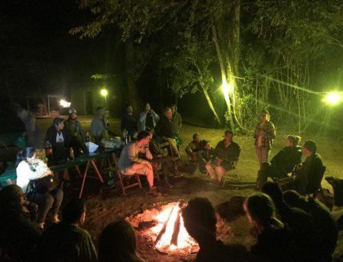 Jornada de Reservas a Puertas Abiertas en el ASP El Pantanoso, Jujuy