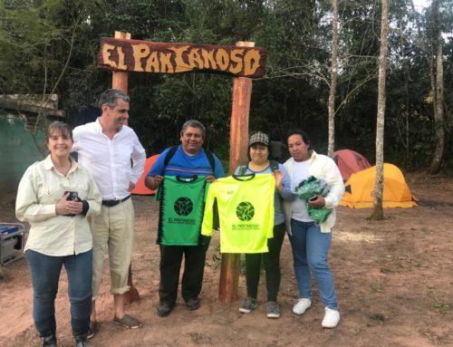 Novedades del Programa Niños por la Selva, El Bananal, Jujuy