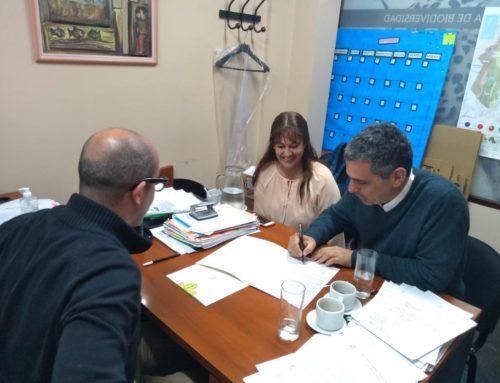 Firmamos Convenio con autoridades ambientales de Jujuy